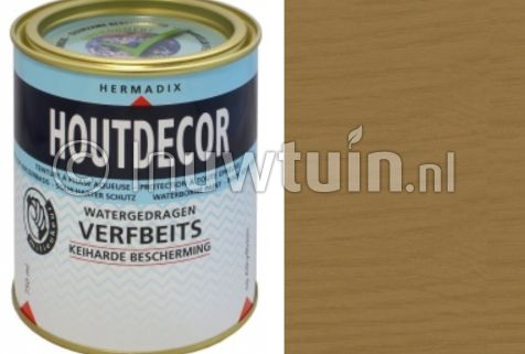 Hermadix Houtdecor Verfbeits Old Pine transparant 657 2,5L